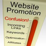 Факторы, влияющие на выбор стратегии продвижения сайта.
