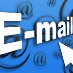 Пересылаем файл большого размера по электронной почте.
