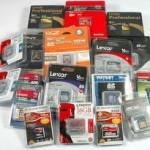 Чем отличаются SD карты памяти.
