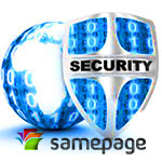 Data security platform SamePage from the company Kerio.