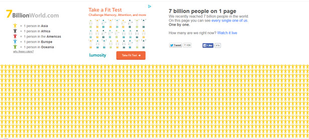 7billionworld